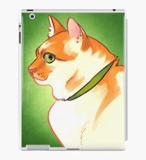 Kitty McCloud iPad Case/Skin