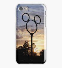 Orlando Sunset iPhone Case/Skin