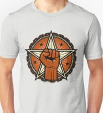 Resist Emblem - The Hand of Revolution T-Shirt