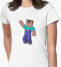 The Derp Women's Fitted T-Shirt