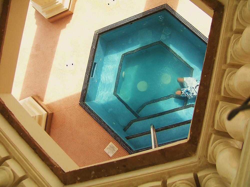 Hot Tub by Diana Forgione