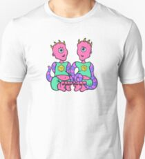 Twin Monsters T-Shirt