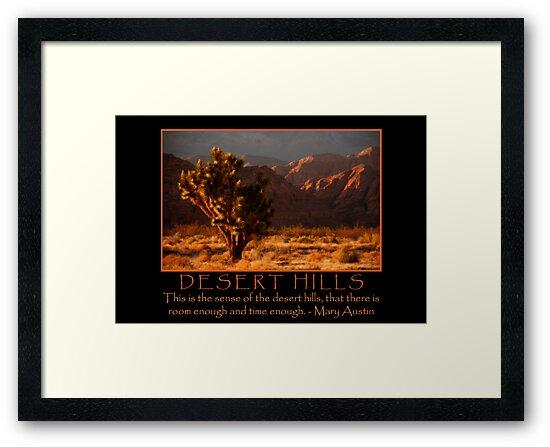 Desert Hills by Ryan Houston