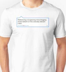 Twitter Shirt Unisex T-Shirt