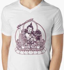MANJUSHRI MANTRA BUDDHA T SHIRT  T-Shirt