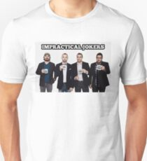 Impractical Jokers I'm with Stupid T-Shirt