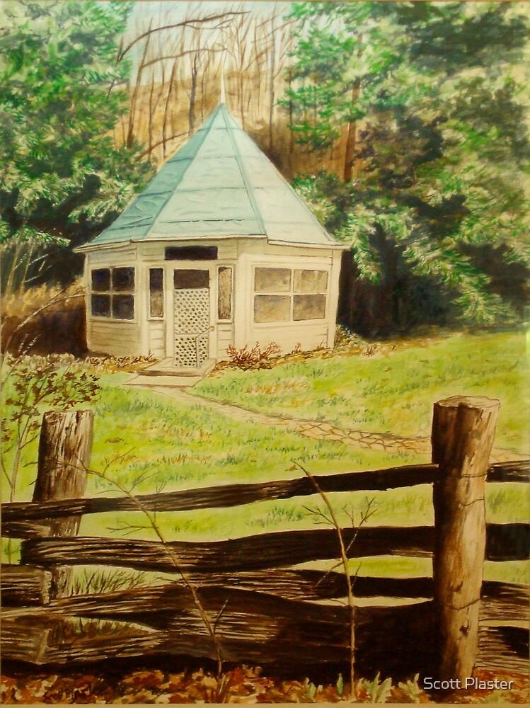 Healing Springs by Scott Plaster