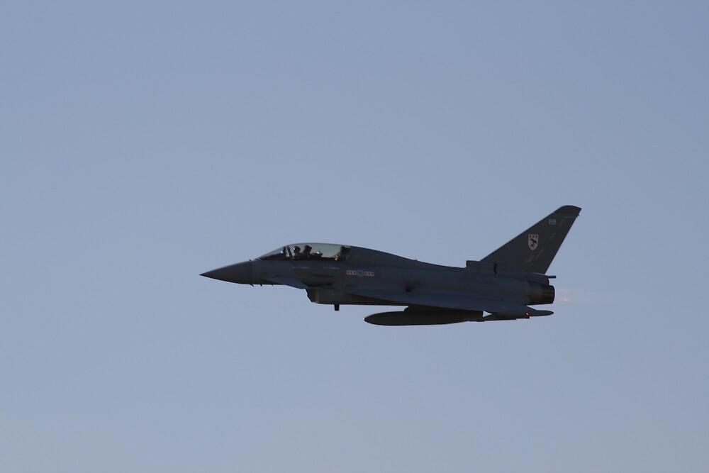 "Eurofighter ""Typhoon"" Shoreham Airshow, East Sussex UK  Sept 2007 by Tim Light"