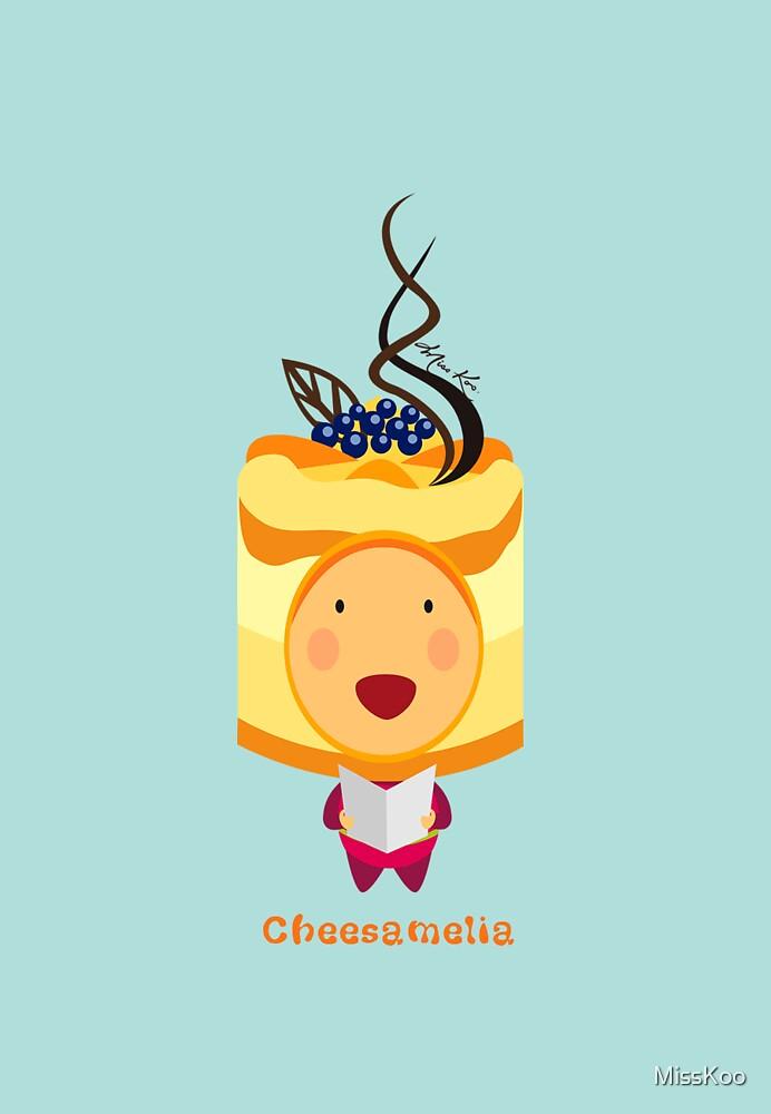 Cheesamelia (from Dessertelia Choir) by MissKoo