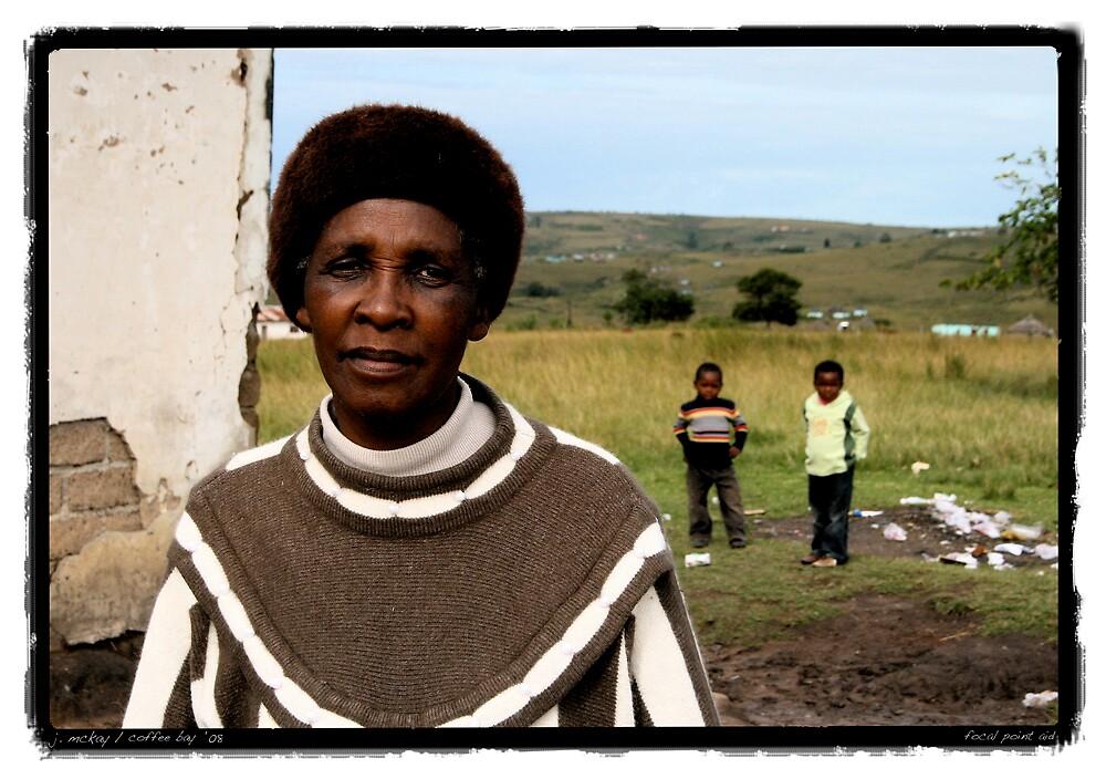 Mrs. Mangisa by Joe Mckay