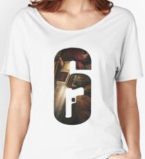 Rainbow Six Siege T-Shirt Women's Relaxed Fit T-Shirt
