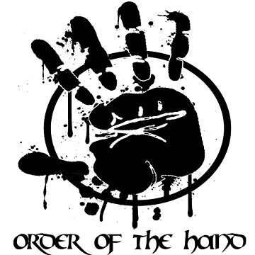 Order of the hand by coldfoxfusion