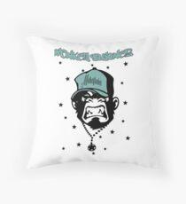 Motherfucker  Throw Pillow