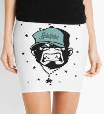 Motherfucker - Monkey Businez Design Mini Skirt