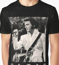 Elvis Presley   Graphic T-Shirt