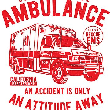 Ambulance by hurlz