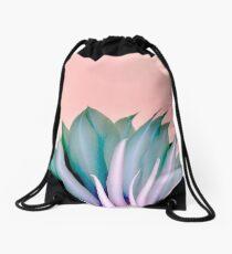 Mystery Beauty Drawstring Bag