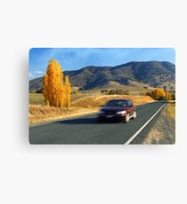 Murray Valley Highway Canvas Print