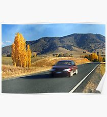 Murray Valley Highway Poster