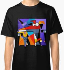 Camiseta clásica Derpismo