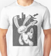 You Crack Me Up, Little Buddy (Black) Unisex T-Shirt