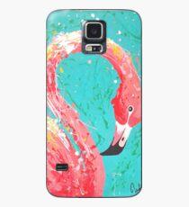 Funda/vinilo para Samsung Galaxy Flamingo Flamingo