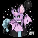 B is for Birthday Bat by Miss Cherry  Martini