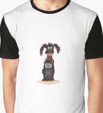 Douglas the Doodle - Photographer  Graphic T-Shirt