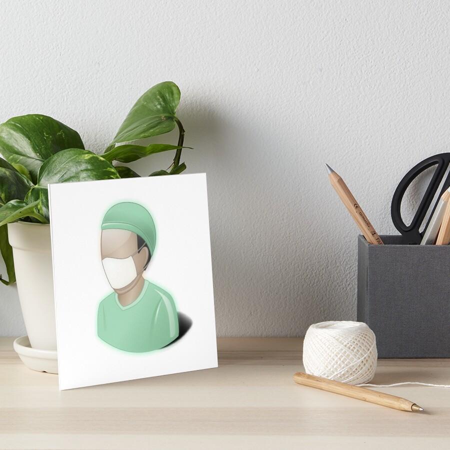 Láminas de exposición «Cirujano, matorrales, dr, doctor, medicina ...