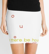 Jack's Groove - Let there be house! Mini Skirt