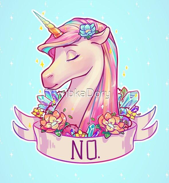 Unicorn by ribkaDory