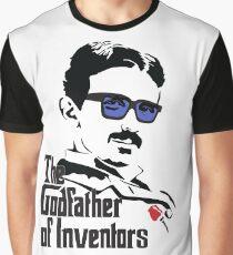 Tesla Inventor  Graphic T-Shirt