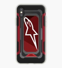 Alpinestars carbon  iPhone Case