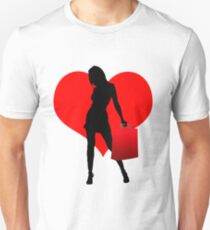 Love to Shop Slim Fit T-Shirt