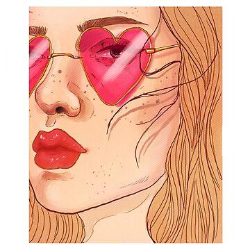 Heart Eyes by misskatz