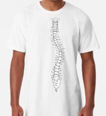 Camiseta larga Escoliosis
