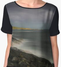 End of The Earth Women's Chiffon Top