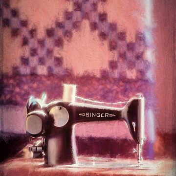 Singer Sewing Machine by robophoto