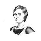Lady Edith Crawley by Gavin  Bake