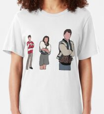 Ferris Bueller's Day Off Slim Fit T-Shirt