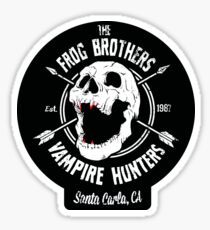 The Lost Boys - The Frog Brothers Sticker