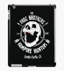 The Lost Boys - The Frog Brothers iPad Case/Skin