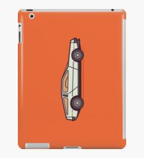 Delorean DMC 12 iPad Case/Skin
