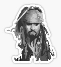 The pirate Sticker