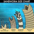 Sandworms by Dan Meth