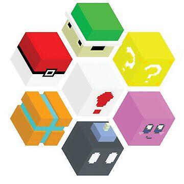 Nintendo Cubed by Lucasman