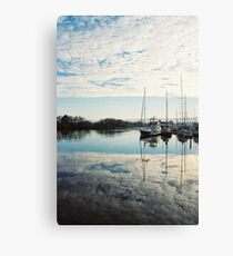 Launceston Reflections Canvas Print