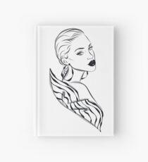 Fashion Girl Hardcover Journal