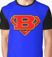 B Power Symbol Graphic T-Shirt