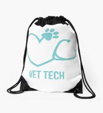 Vet Tech Gift Drawstring Bag